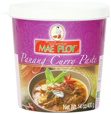 Mae Ploy Panang Curry Paste - Pacific Rim Gourmet