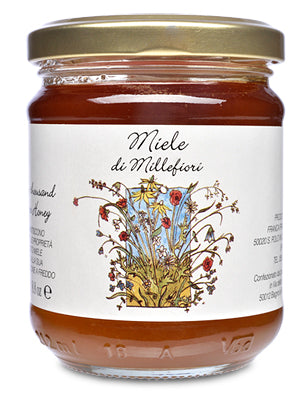Franca Franzoni Millefiori Honey