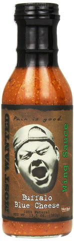 Pain Is Good Buffalo Blue Cheese Screaming Wing Sauce - Pacific Rim Gourmet