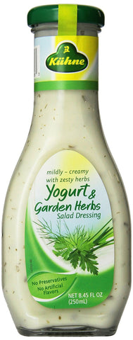 Kuhne Yogurt Herb Dressing - Pacific Rim Gourmet