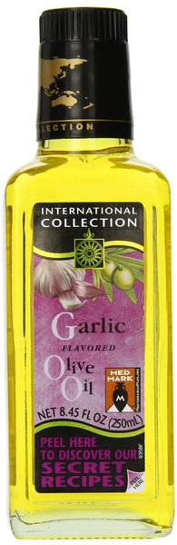 International Collection Garlic Olive Oil - Pacific Rim Gourmet