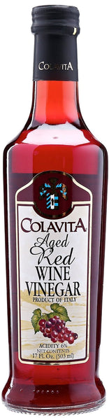 Colavita Red Wine Vinegar - Pacific Rim Gourmet