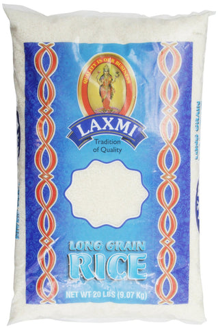 Laxmi Long Grain Rice - Pacific Rim Gourmet