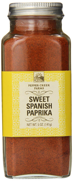 Pepper Creek Farms Sweet Spanish Paprika - Pacific Rim Gourmet