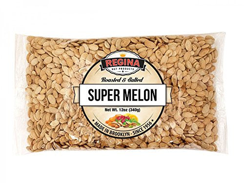 Regina Roasted & Salted Super Melon Seeds - Pacific Rim Gourmet