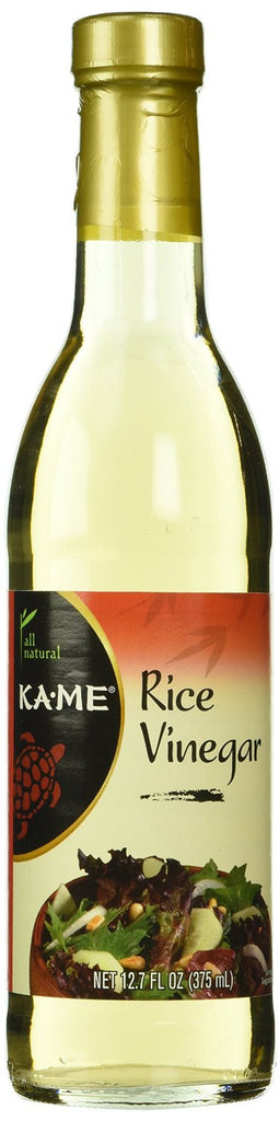 Ka-Me Rice Vinegar - Pacific Rim Gourmet