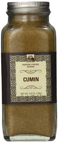Pepper Creek Farms Cumin - Pacific Rim Gourmet