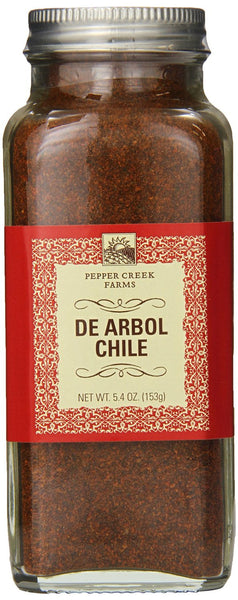 Pepper Creek Farms De Arbol Chile - Pacific Rim Gourmet