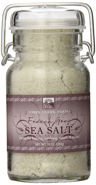 Pepper Creek Farms French Grey Sea Salt - Pacific Rim Gourmet