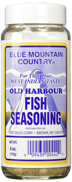 Blue Mountain Country Fish Seasoning