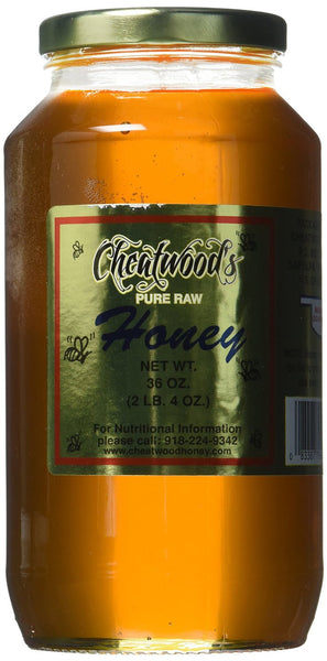 Cheatwood Pure Honey - Pacific Rim Gourmet