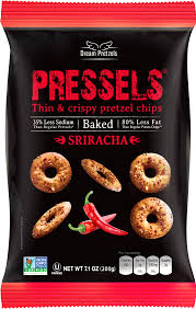 Dream Pretzel Sriracha Chip Pretzel