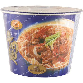 Dragonfly Instant Noodle, Beef Flavor (Pack of 3)