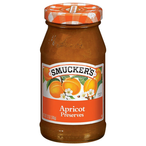 Smuckers Apricot Preserves