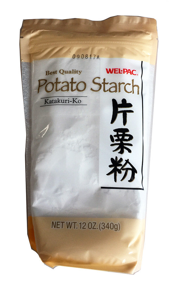 Welpac Katakuriko Potato Starch