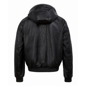 Bomber Jacket With Removable Hood VOL.1.2