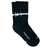 Black 'Amen Break' Socks