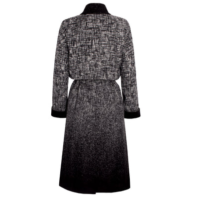 'Dezi' Wool Trench Coat - VOLS & ORIGINAL