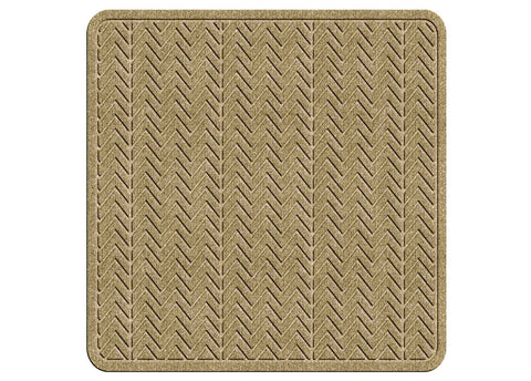 Waterhog Car Mats Chevron Large Cargo Camel