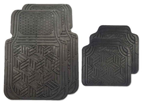Waterhog Car Mats Defender Large Full Set