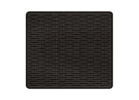 Waterhog Car Mats Traction Medium Cargo Charcoal