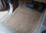 Classic Large car mat offers great fit and classic look for this SUV