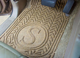 This personalized Waterhog Car Mat looks and fits great in this SUV