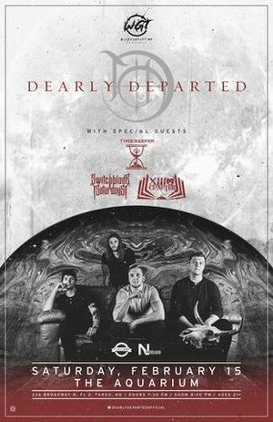 Dearly Departed show coming up fast!