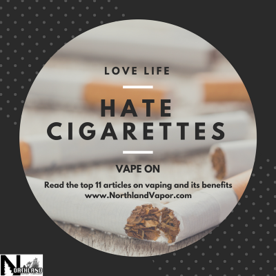 The Top 11 Vaping Articles!