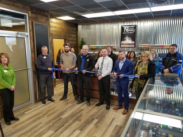 Northland Retail Celebrates Opening with Ribbon Cutting Ceremony!