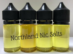 What's the deal with nicotine salts? A sweet explanation.