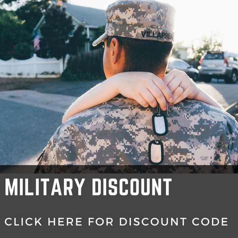 Military Discount - Northland Vapor Company