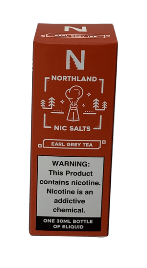 Earl Grey Tea by Northland Nic Salts