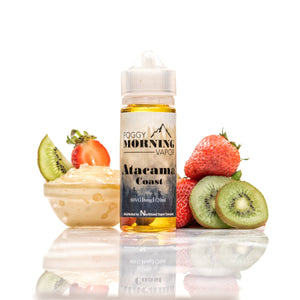 Atacama Coast eLiquid - Foggy Morning Vapor
