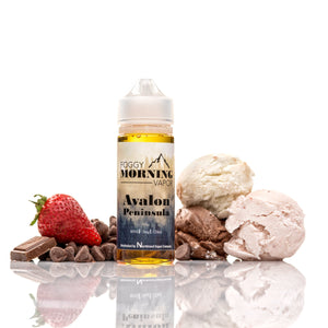 Avalon Peninsula eLiquid - Foggy Morning Vapor $9.99