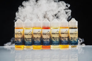 Wonder Juice, Borealis, and Foggy Morning - Buy 2 Get 1 Free