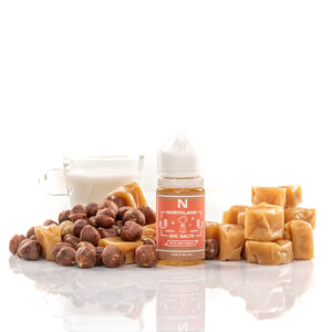 Nuts & Cream By Northland Nic Salts