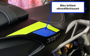 TRIUMPH SPEED TRIPLE RS 2018/2019 (couleur n°2)