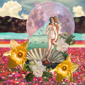 Rebalancing of the Scales: Full Moon in Libra, March 20th 2019