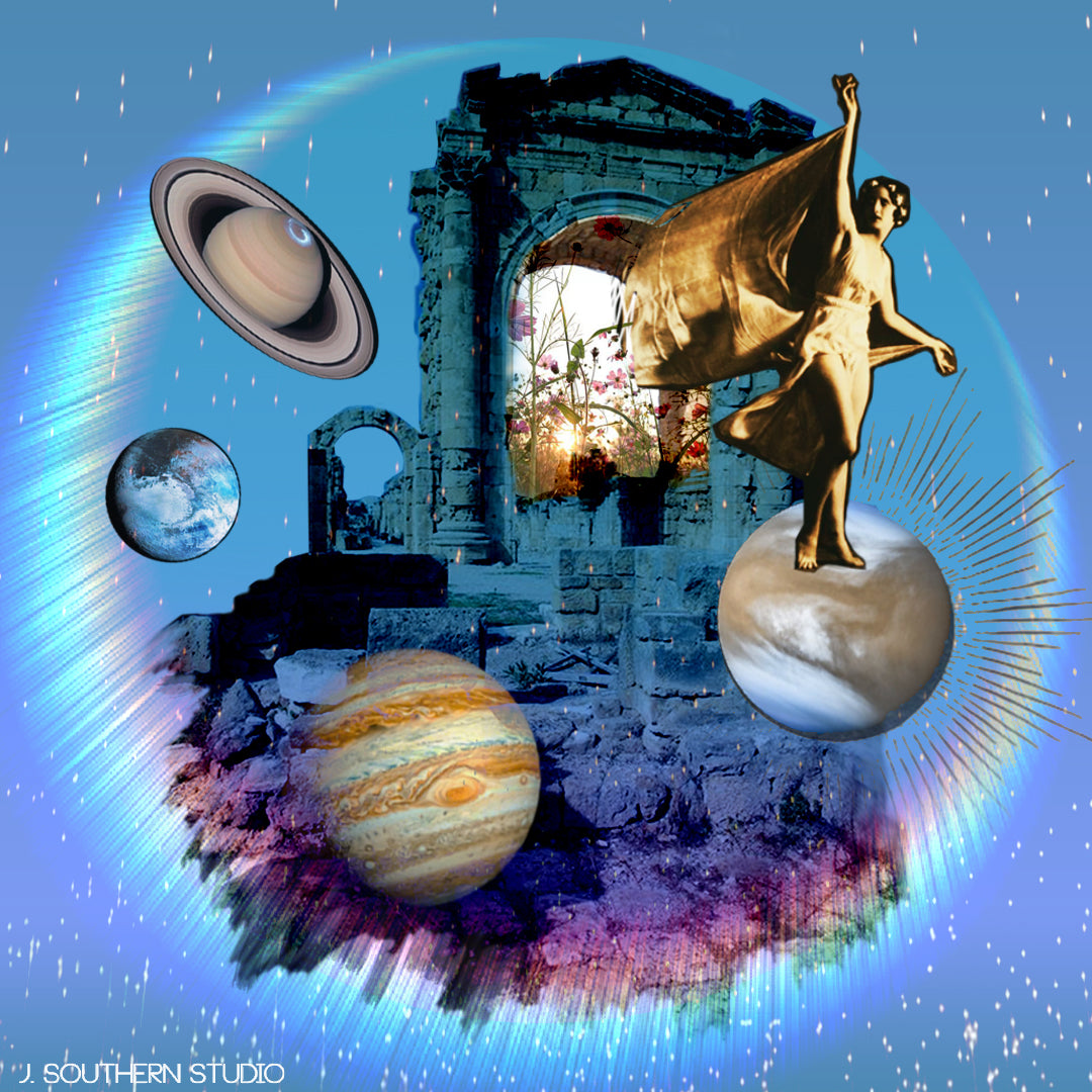 Breakdown of Old Structures: Full Moon Lunar Eclipse in Capricorn