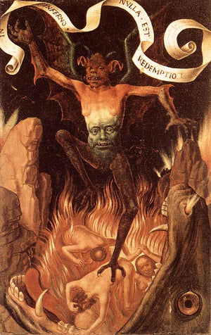 Deities & Demons: The Horned God & The Devil in the Details
