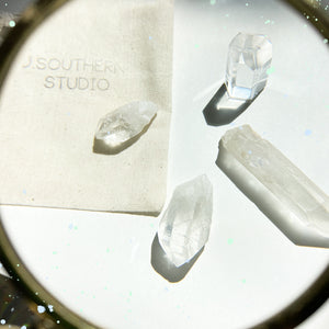 Spotlight on: Crystal Quartz!