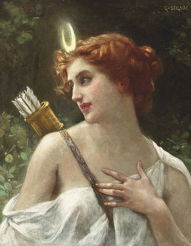 diana by guillaume seigna