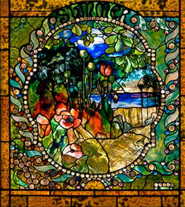 Summer by Louis Comfort Tiffany