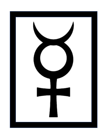 symbol for mercury