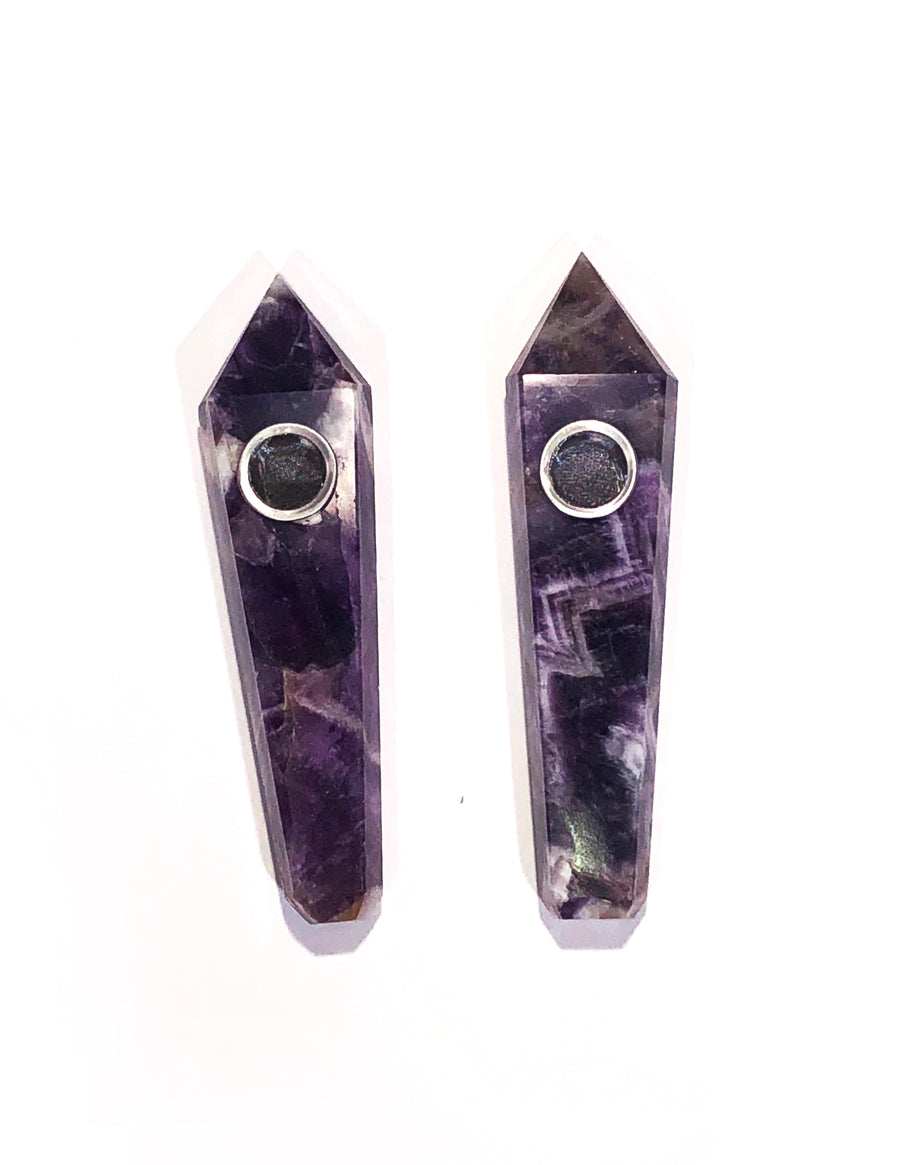 Magical Mineral Smokers, Amethyst