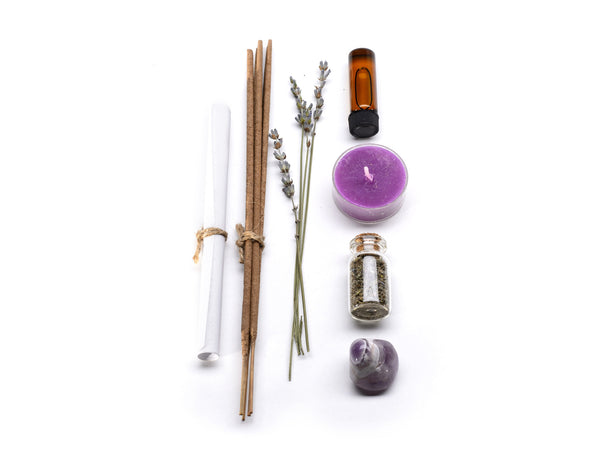 """Chill, Dude"" Incense Making Ritual Kit"
