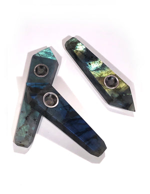 Magical Mineral Smokers, Labradorite