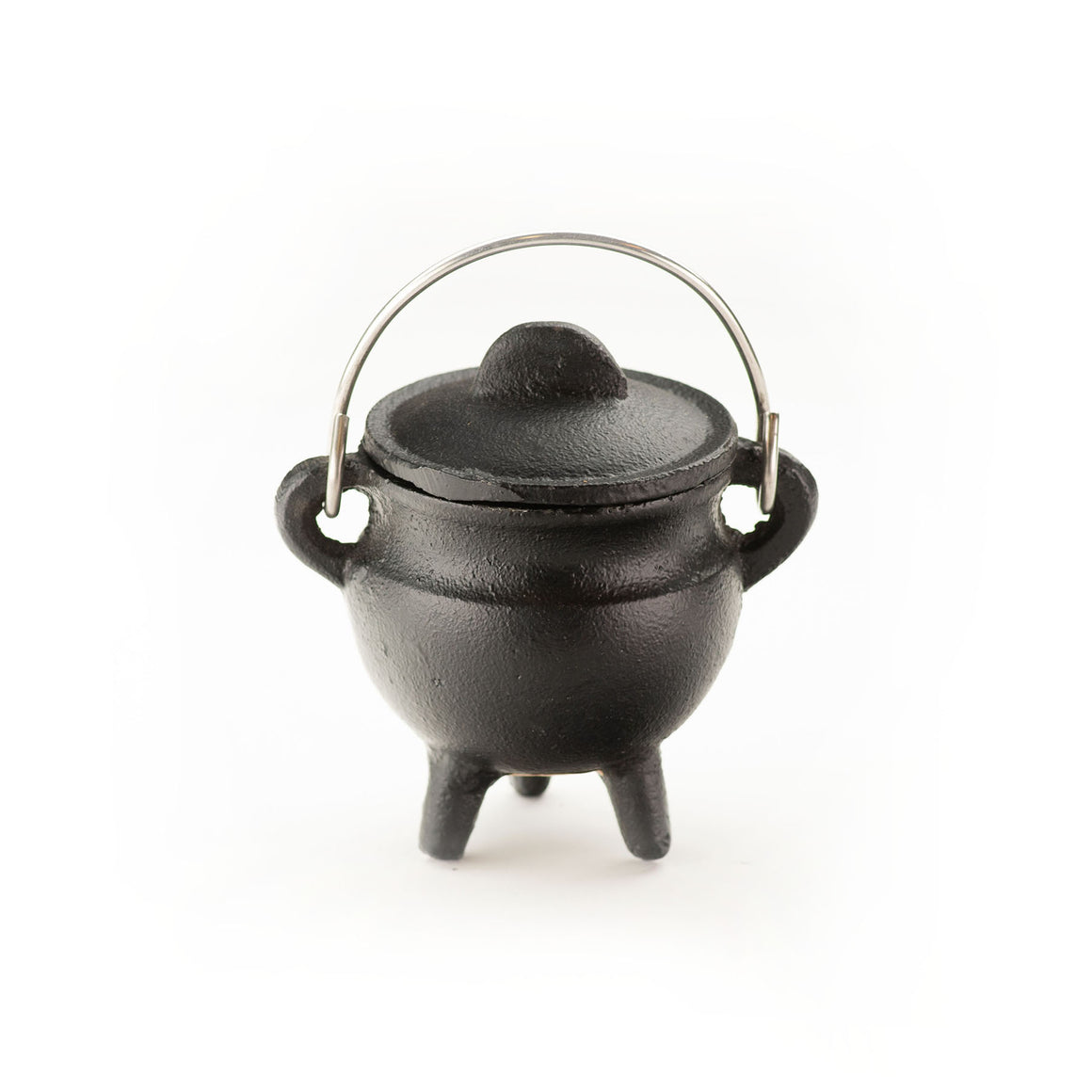 Cast Iron Cauldron, Black