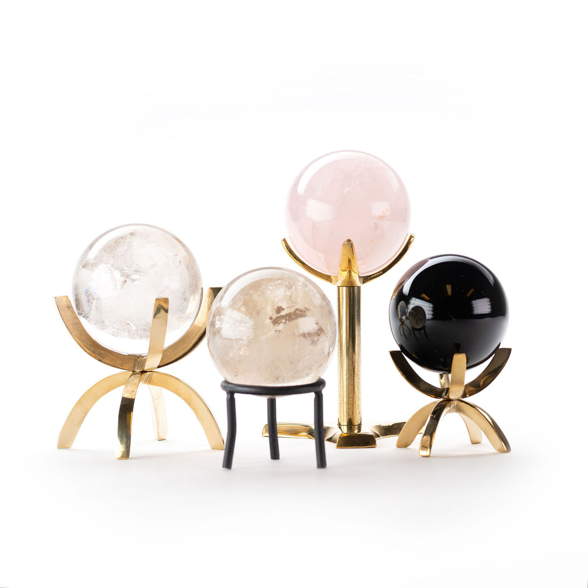 Crystal Ball Stands